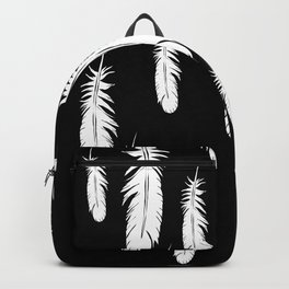 Feather Feather Jewelry - Falling Feathers Backpack