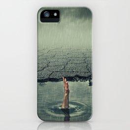 pothole help hend iPhone Case