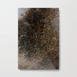Making a splash Metal Print