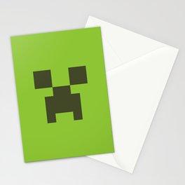 Minimal Creeper Stationery Cards
