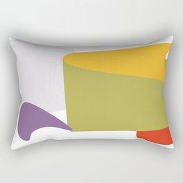1950's organic Rectangular Pillow