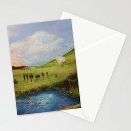 Miniature garden Stationery Cards