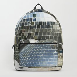 Mirrors discoball Backpack