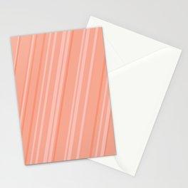 Melon Stripes Stationery Cards