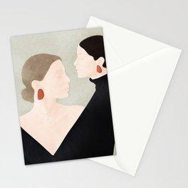 Aligned Model Flow Stationery Cards