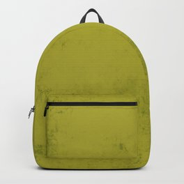 Green foliage color abstract. Backpack