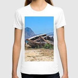 Tonnara di Bonagio on the Island Sicily T-shirt