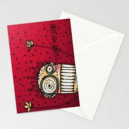 I Love My Job! Stationery Cards