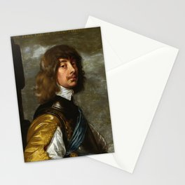 """Sir Anthony van Dyck """"Algernon Percy, 10th Earl of Northumberland"""" Stationery Cards"""