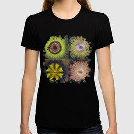 Methylator Structure Flowers  ID:16165-011604-36970 T-shirt