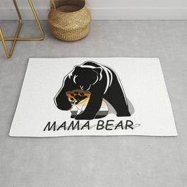 Mama Bear Bear Rug