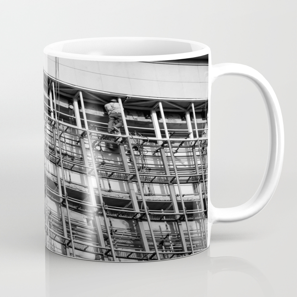 Men At Work Mug by Zachifyphotography MUG7801407