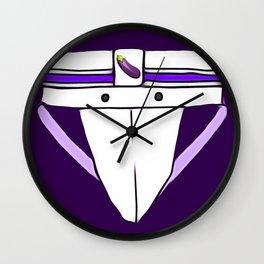 Jockstrap Wall Clock