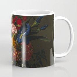 Severin Roesen - Victorian Bouquet Coffee Mug