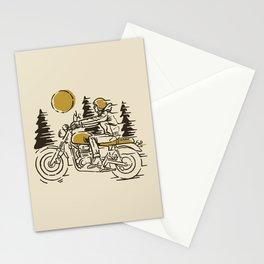 Classic Biker Stationery Cards