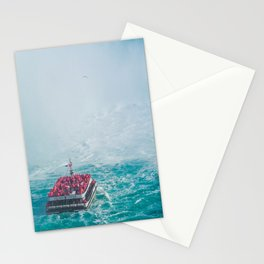 The Maiden Hornblower Stationery Cards