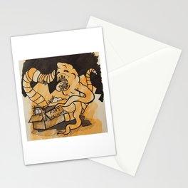 The Nightcrawlers Stationery Cards