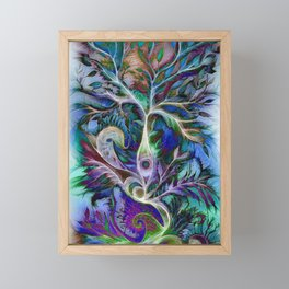Tree of Life 2017 Framed Mini Art Print