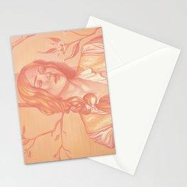 Cosette at Rue Plumet Stationery Cards