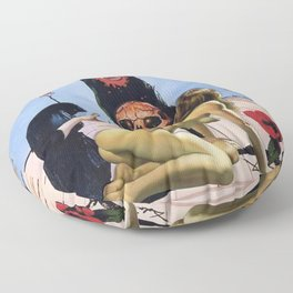 Fever Dream Floor Pillow