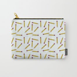 Pencils, Pencils Everywhere! Carry-All Pouch