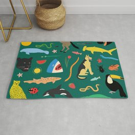 Lawn Party Rug