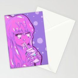 Strawberry SLIME Stationery Cards