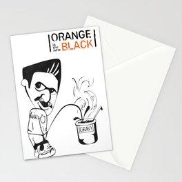 Porn Stache  Stationery Cards