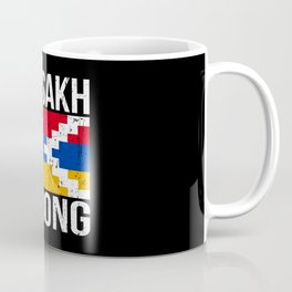 Artsakh Strong - Armenian Flag Gift Coffee Mug