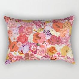 Super Bloom Rectangular Pillow