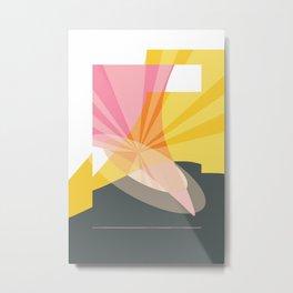 Abstract 2018 006 Metal Print