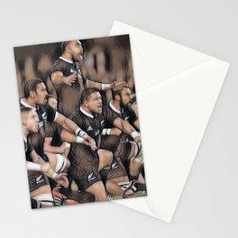 HAKA - NZ All Black's Stationery Cards