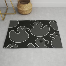 Rubber Duck's Night Rug