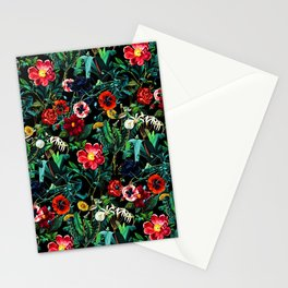 Night Forest VII Stationery Cards