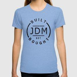 JDM Badge - built not bought T-shirt