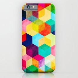 Hexa iPhone Case