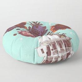 FLOWER HOUSE Floor Pillow