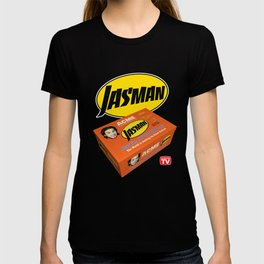 Jasman Superhero Suit Box - TV T-shirt