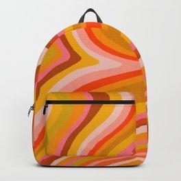 Sunshine Melt – Retro Ochre Backpack