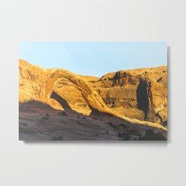 Corona Arch Metal Print
