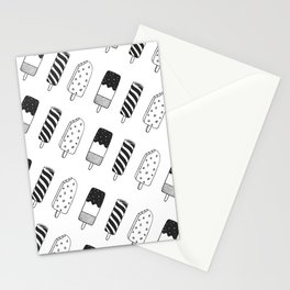 Summer Ice Lollies Stationery Cards