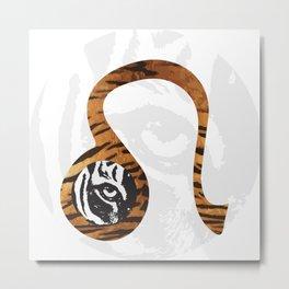 Wildcat / Leo Metal Print