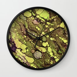 Green River Wall Clock