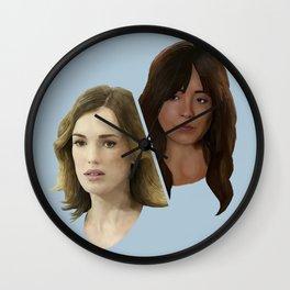 Skimmons Wall Clock