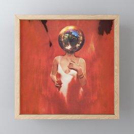Discoteque Framed Mini Art Print