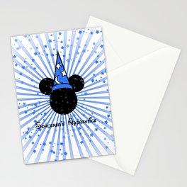Sorcerer's Apprentice Stationery Cards