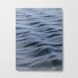 Ocean Shivers 1 Metal Print