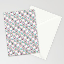 Mediterranean Ikat Sun and Summer Vibes from Mallorca Stationery Cards