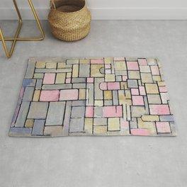 Composition 8 - Piet Mondrian Rug