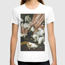 My Wife's Lovers - Carl Kahler T-shirt
